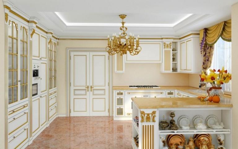 Cucine classiche di lusso vimercati - Cucine di lusso ...
