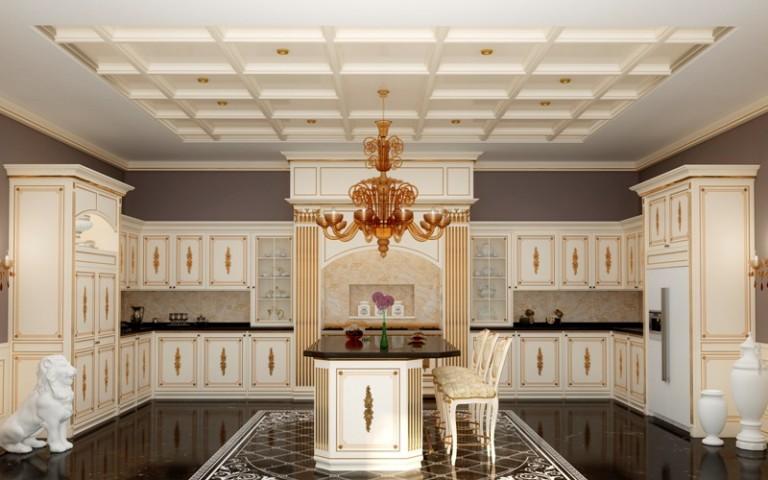 Cucina classica di lusso Veruska