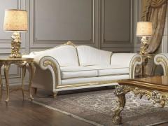 Divano classico dorato Imperial