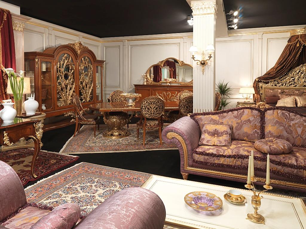 Classic furniture showroom vimercati salone del mobile 2012 for Vimercati meda
