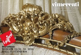 Luxury Furniture Vimercati Crocus 2014