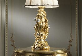 Classic style lamp