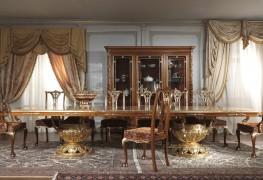 Sala da pranzo Luigi XVI
