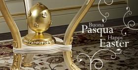 Arredi classici di lusso Vimercati: buona Pasqua 2015