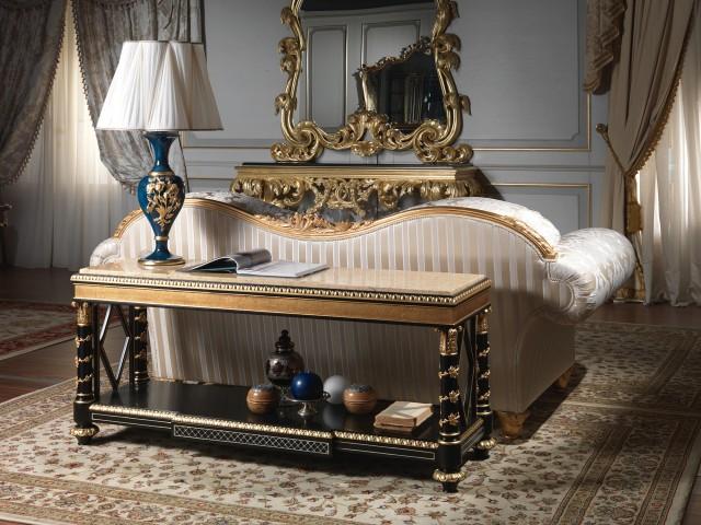 Mobili classici Luigi XV Chinoiserie