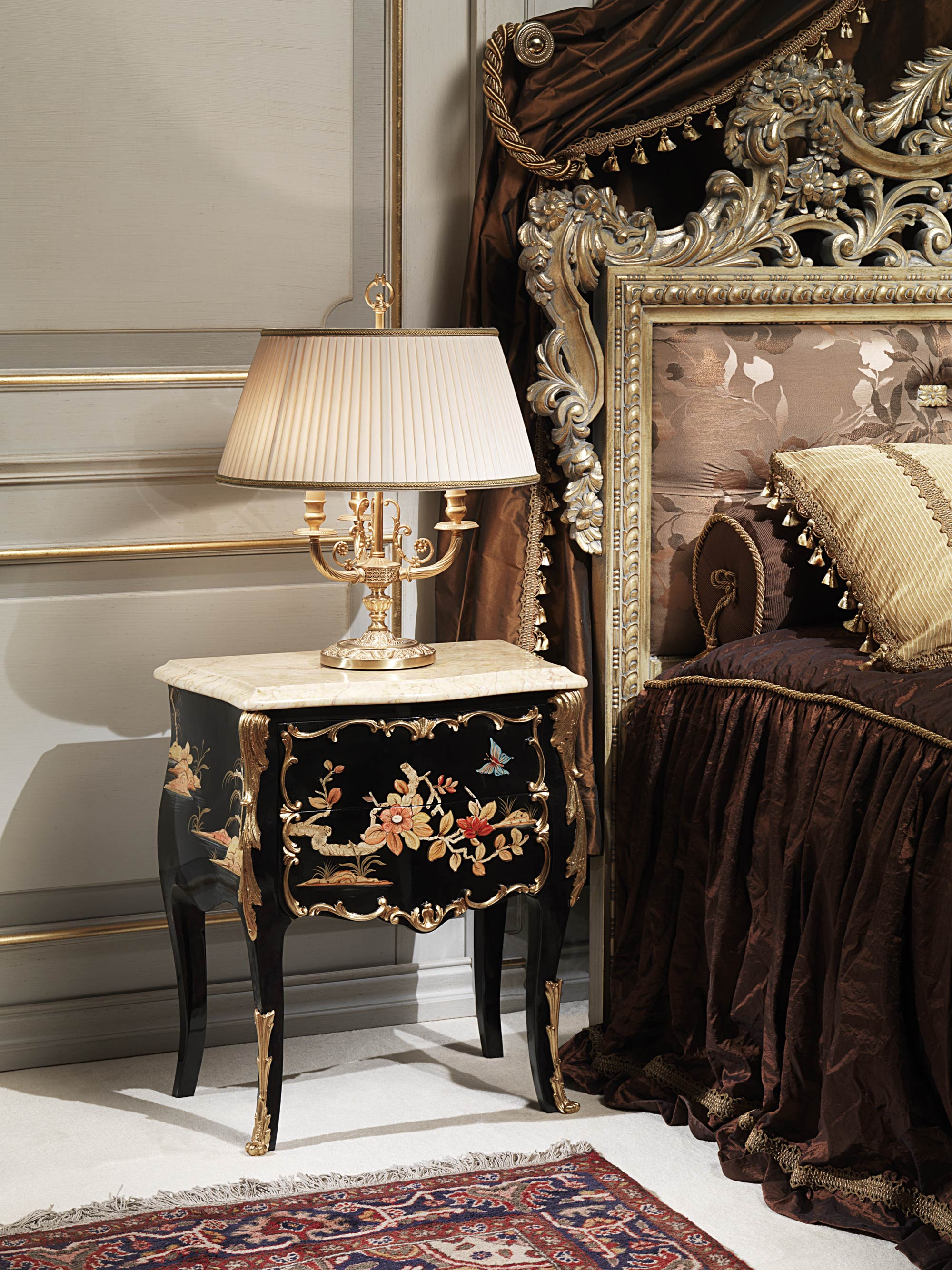 Louis Xv Classic Furniture Chinoiserie