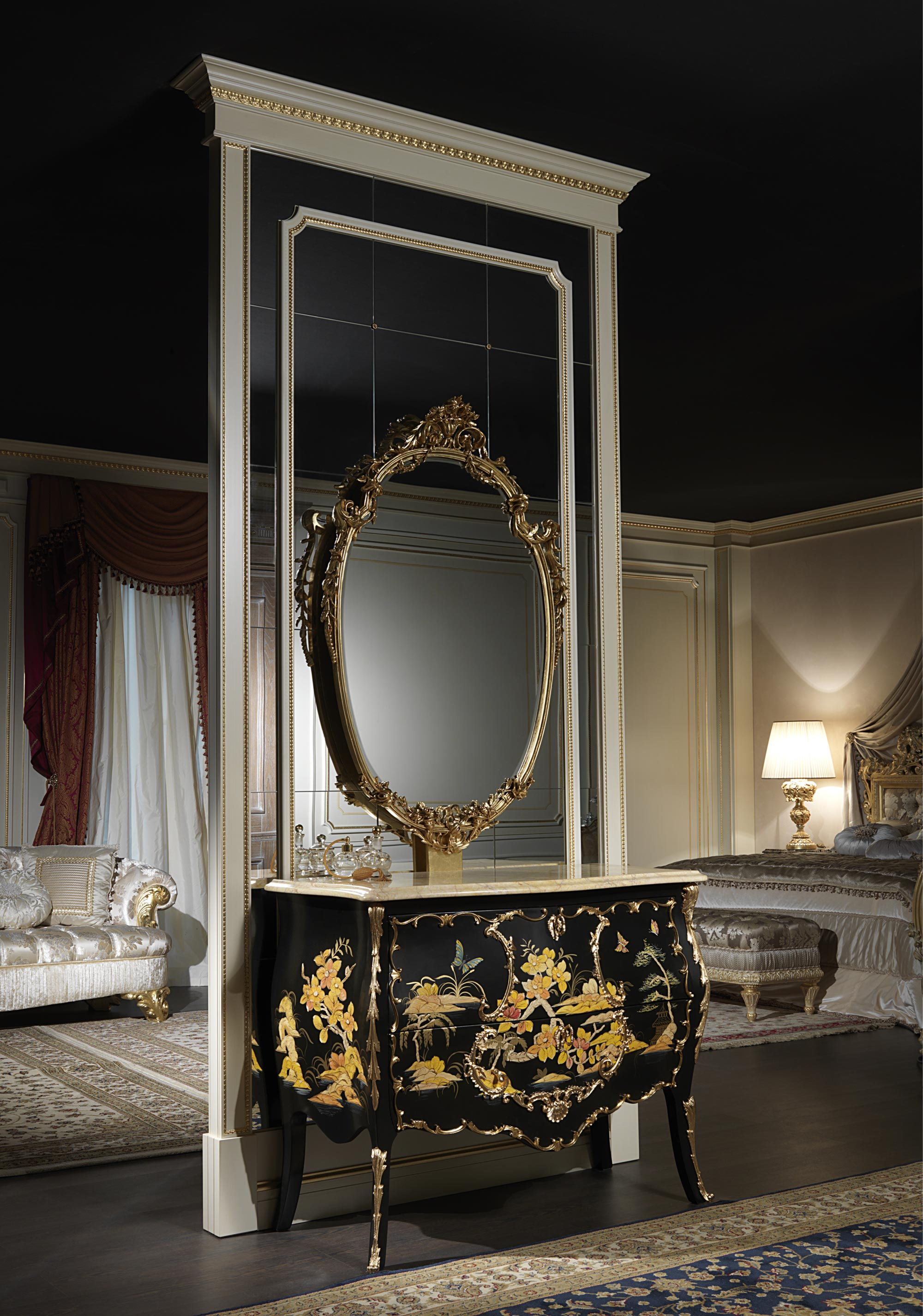 Modern hotel room interior stock photo image 18197840 - Louis Xv Classic Furniture Between Baroque And Exotic Charm The