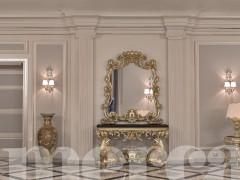 Arredamento ville di lusso: l'ingresso