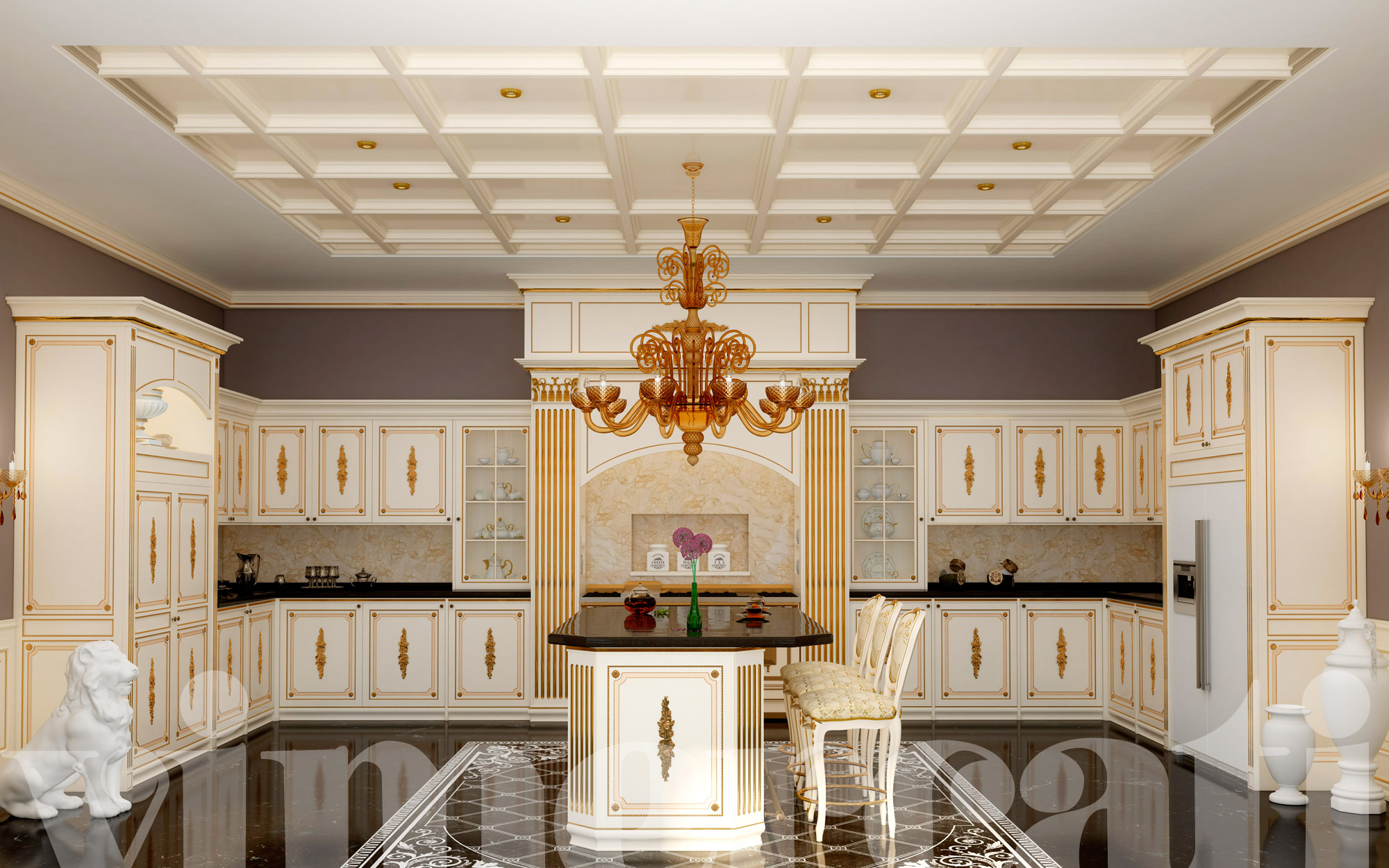 Arredamento appartamenti di lusso perch scegliere il for Grandi planimetrie dell appartamento