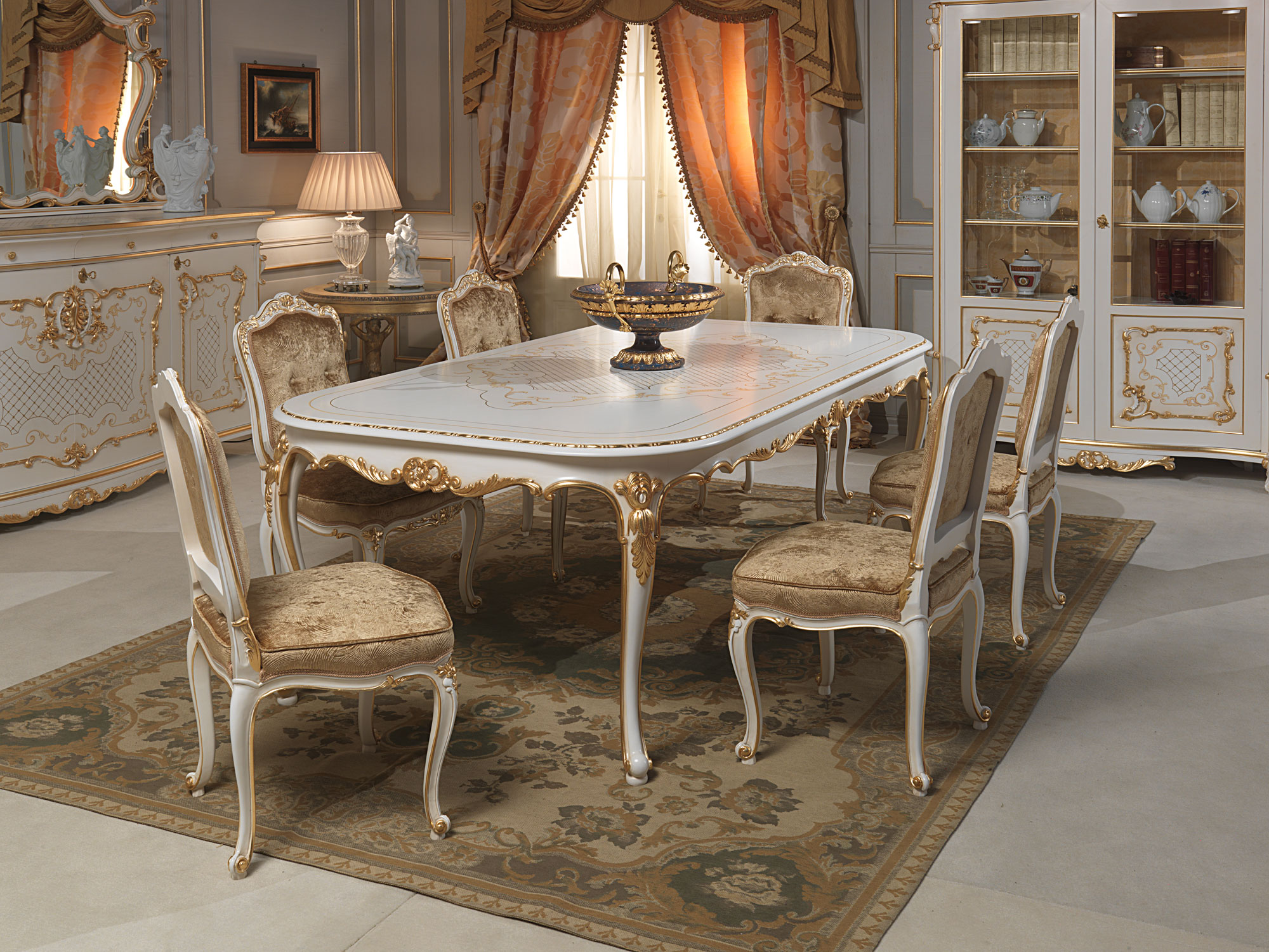 Genial Furniture Classic Room Venice: The Big Table