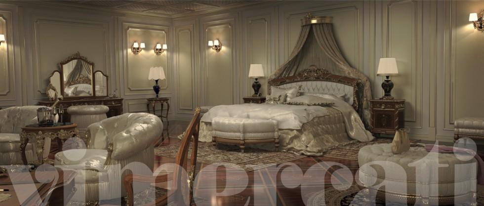 Arredamento classico ville mobili regali per una camera for Arredamento elegante classico