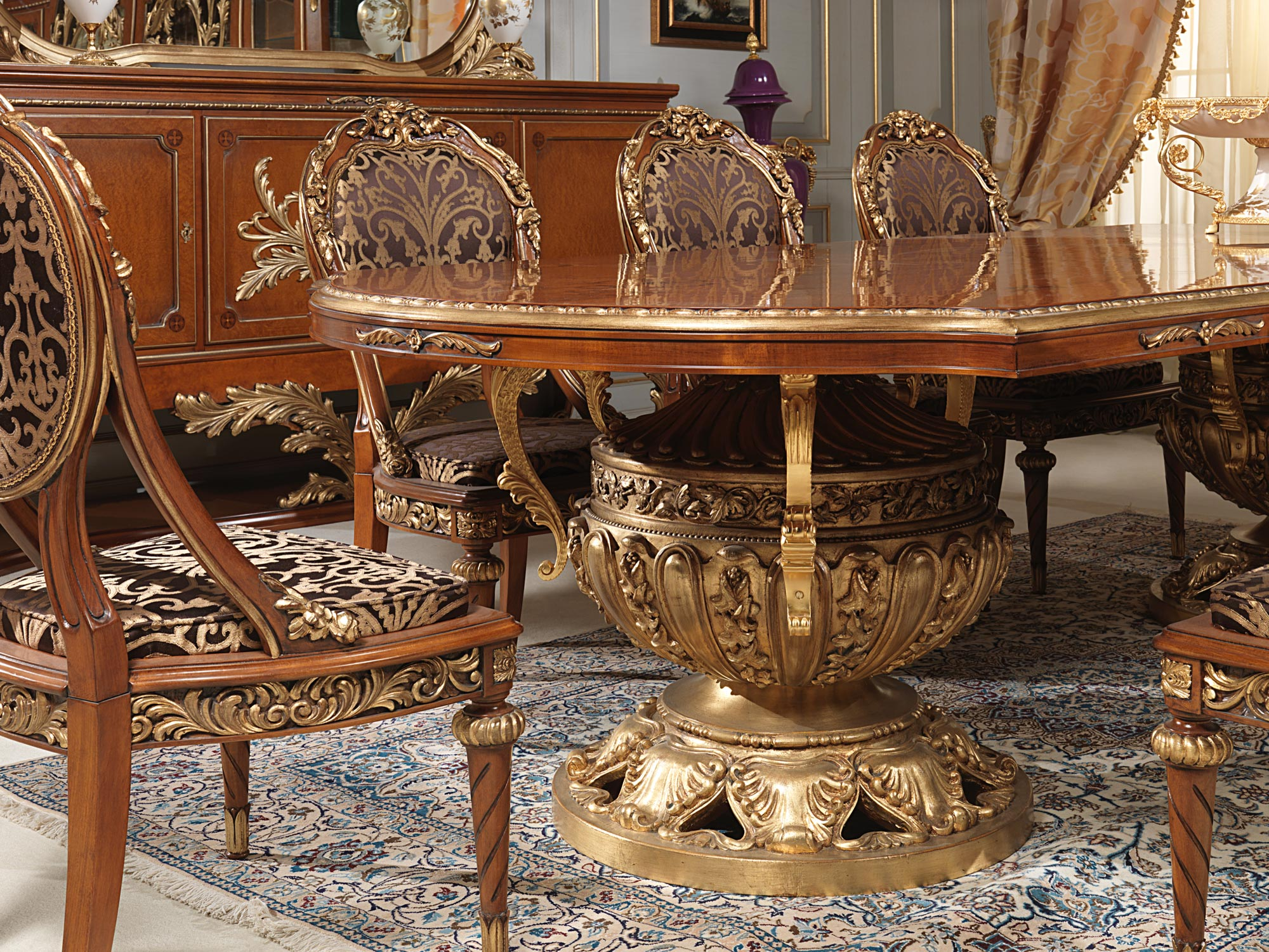 The Tradition Of The Classic Furniture In Brianza