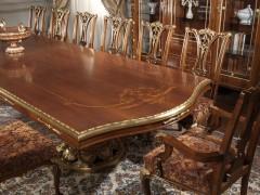 Sedie di lusso: il calore del legno