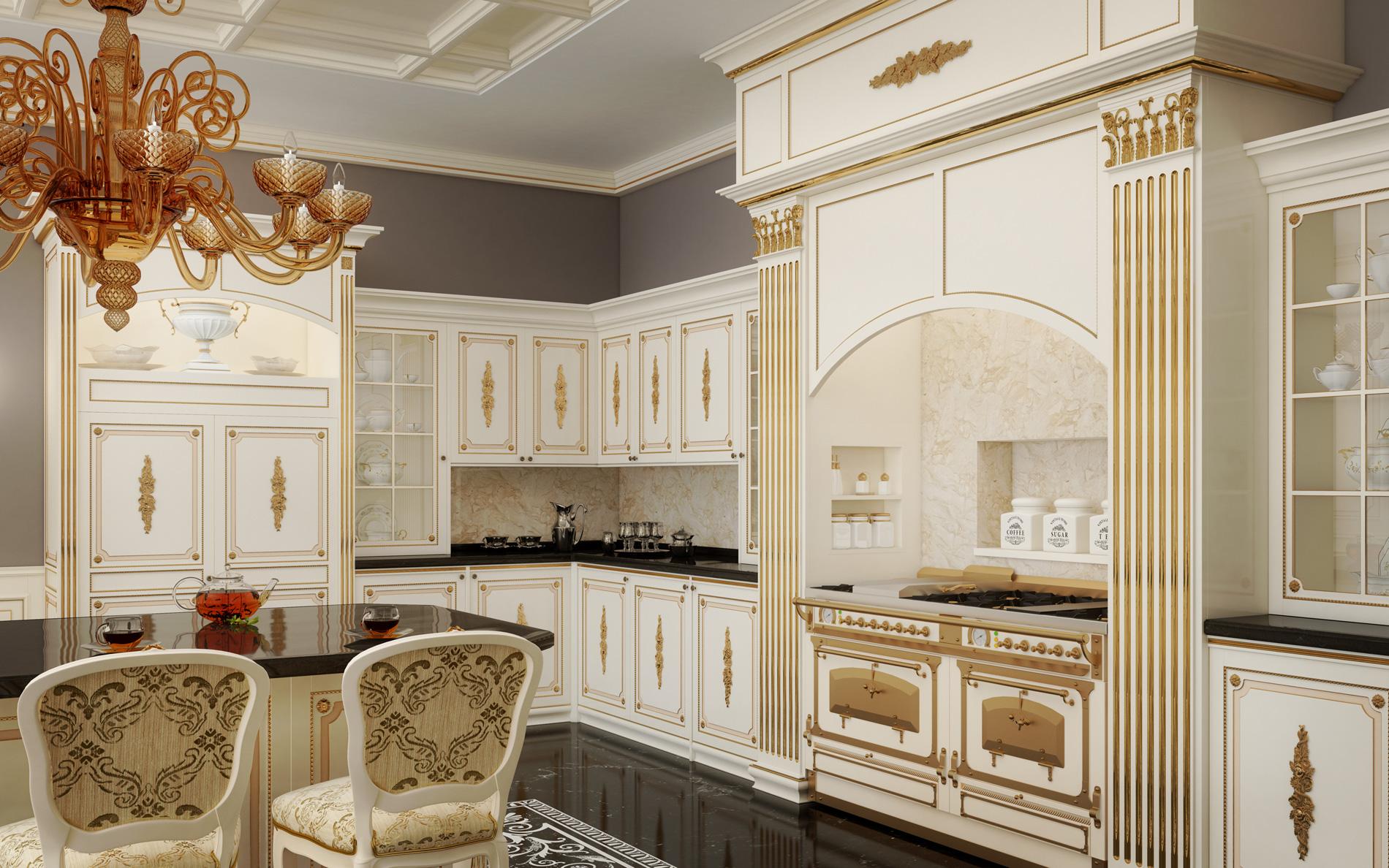 - Immagini di cucine classiche ...
