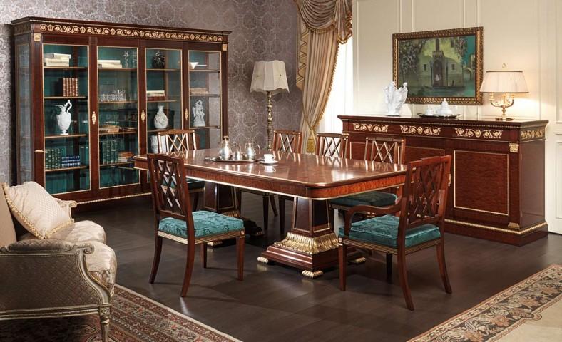 Scegliere le sedie classiche per la perfetta sala da pranzo