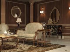 Furniture for villa, living room