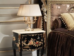 Classic bedside tables chinoiserie