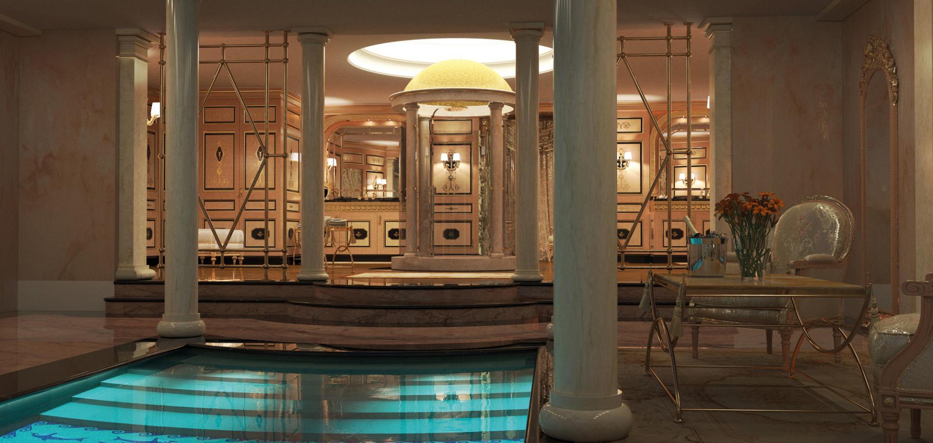 Progettazione mobili classici gli ambienti di lusso for Progettazione di mobili online