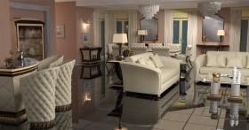 Современная мебель люкс, салон