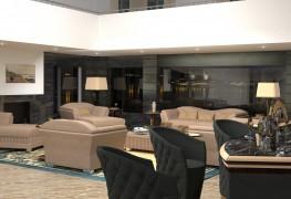 Мебель ар-деко - холл