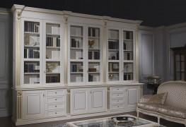 Классическая гостиная, библиотека
