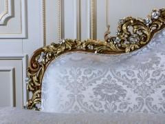 Dormeuse classica, dettaglio
