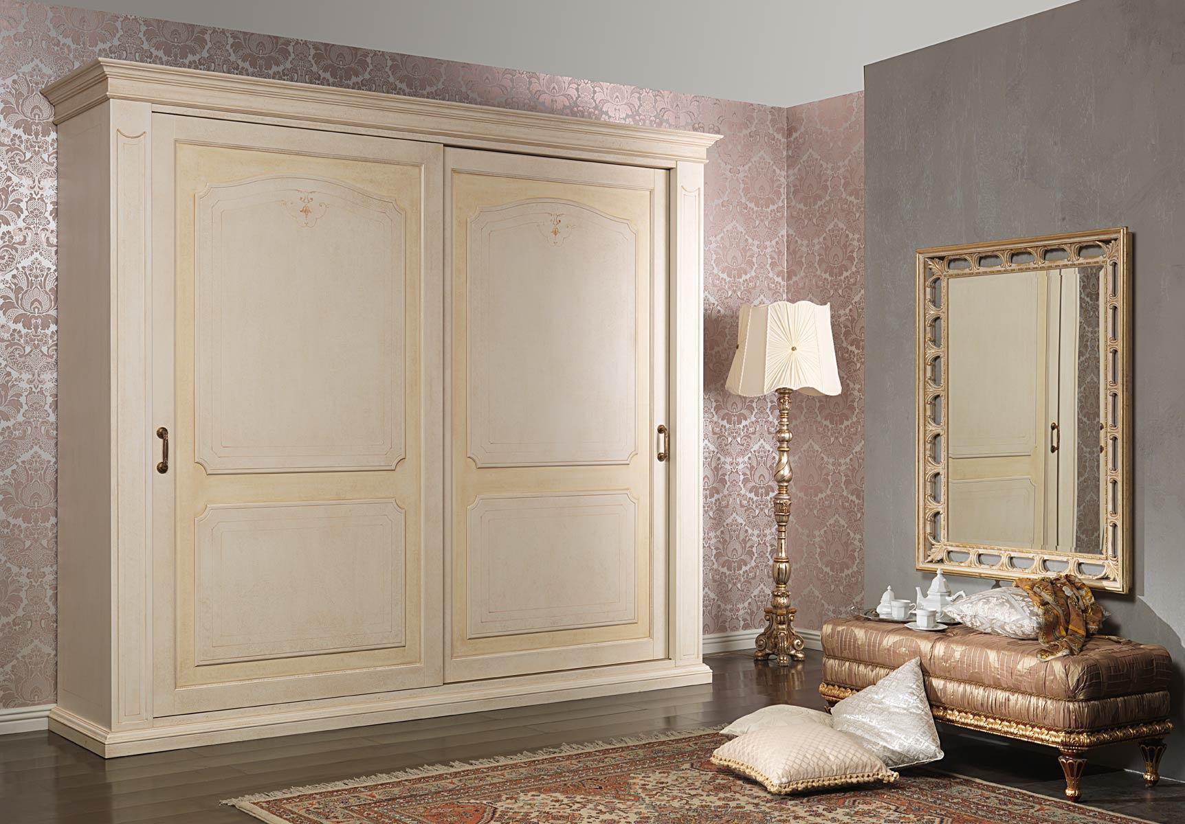 Mondo Convenienza Armadi Classici.Classic Wardrobe Collection Botticelli Vimercati Classic Furniture