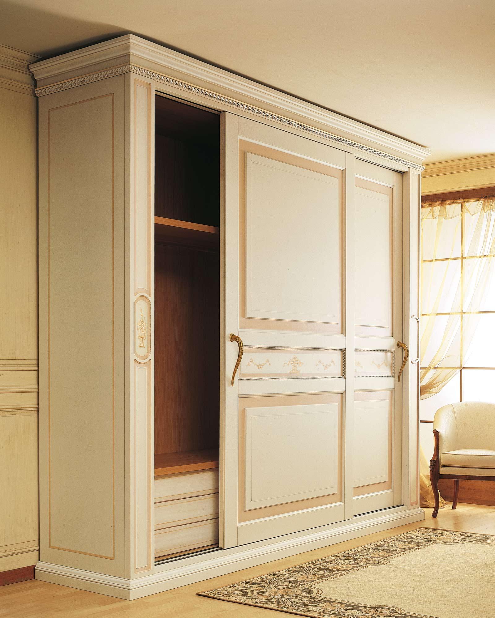 Wardrobe Canova With Sliding Doors Vimercati Classic