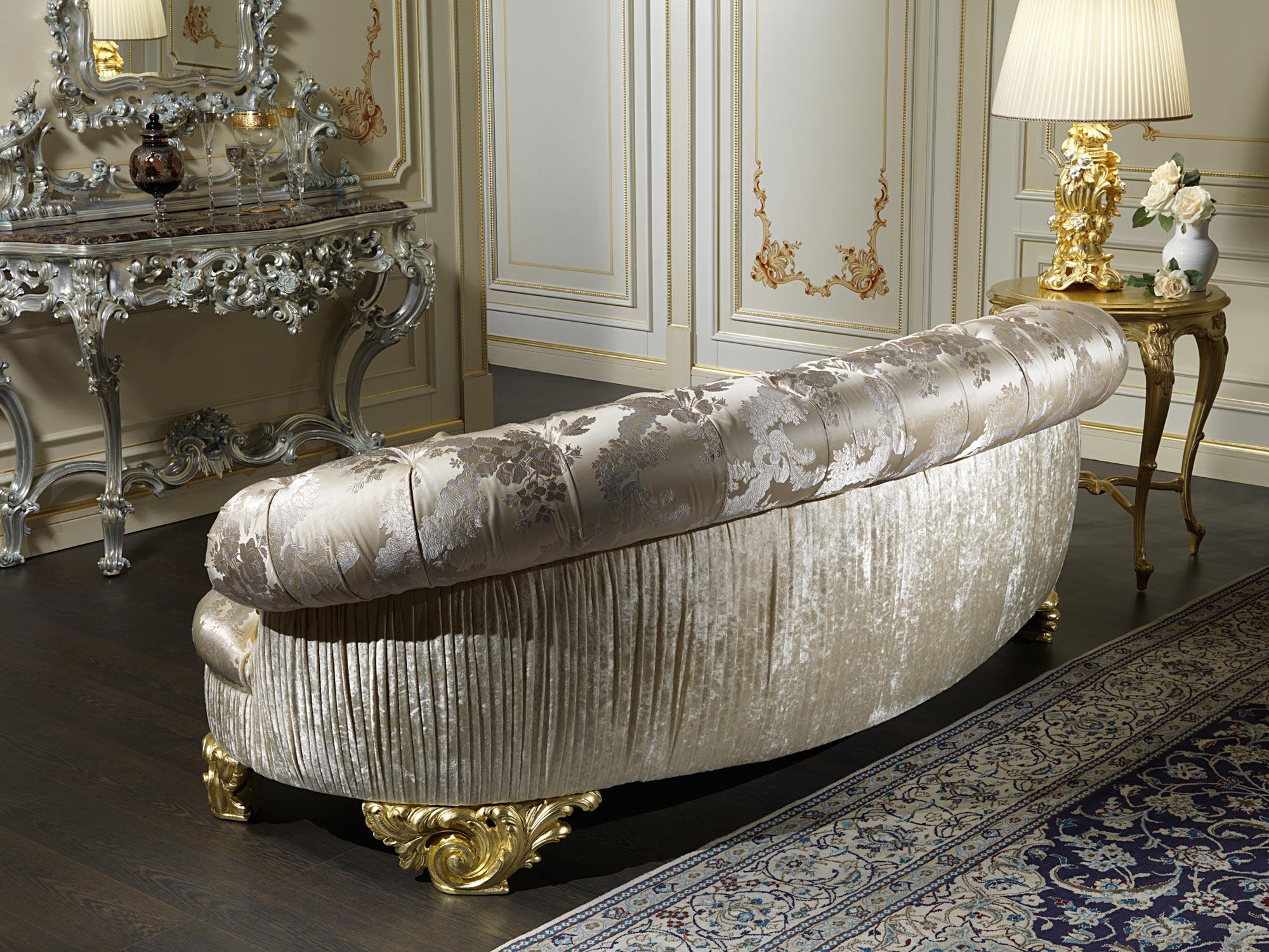 Classic Sofa Luxury Paris Vimercati Classic Furniture