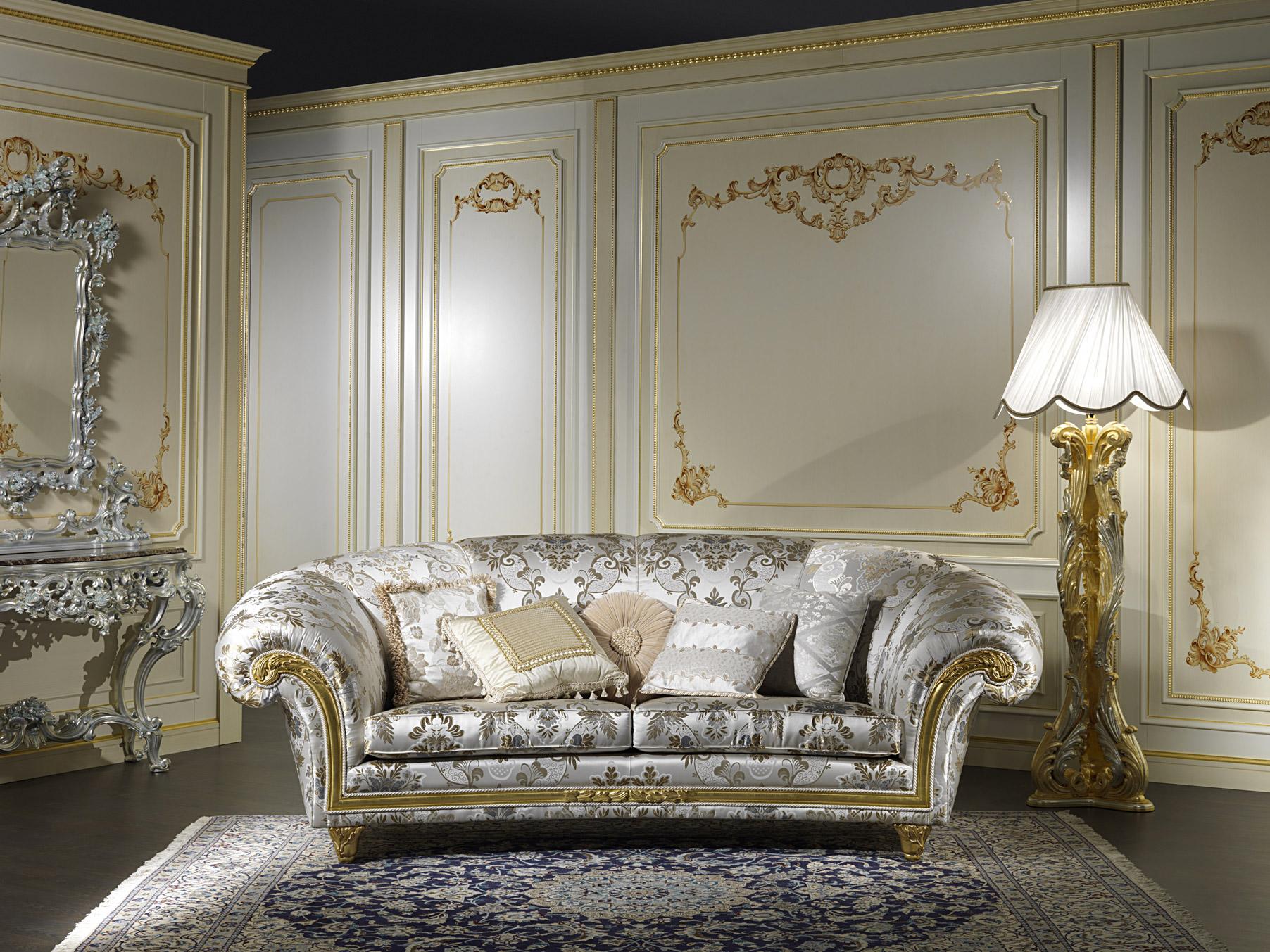 Sofa Classic Luxury Furniture