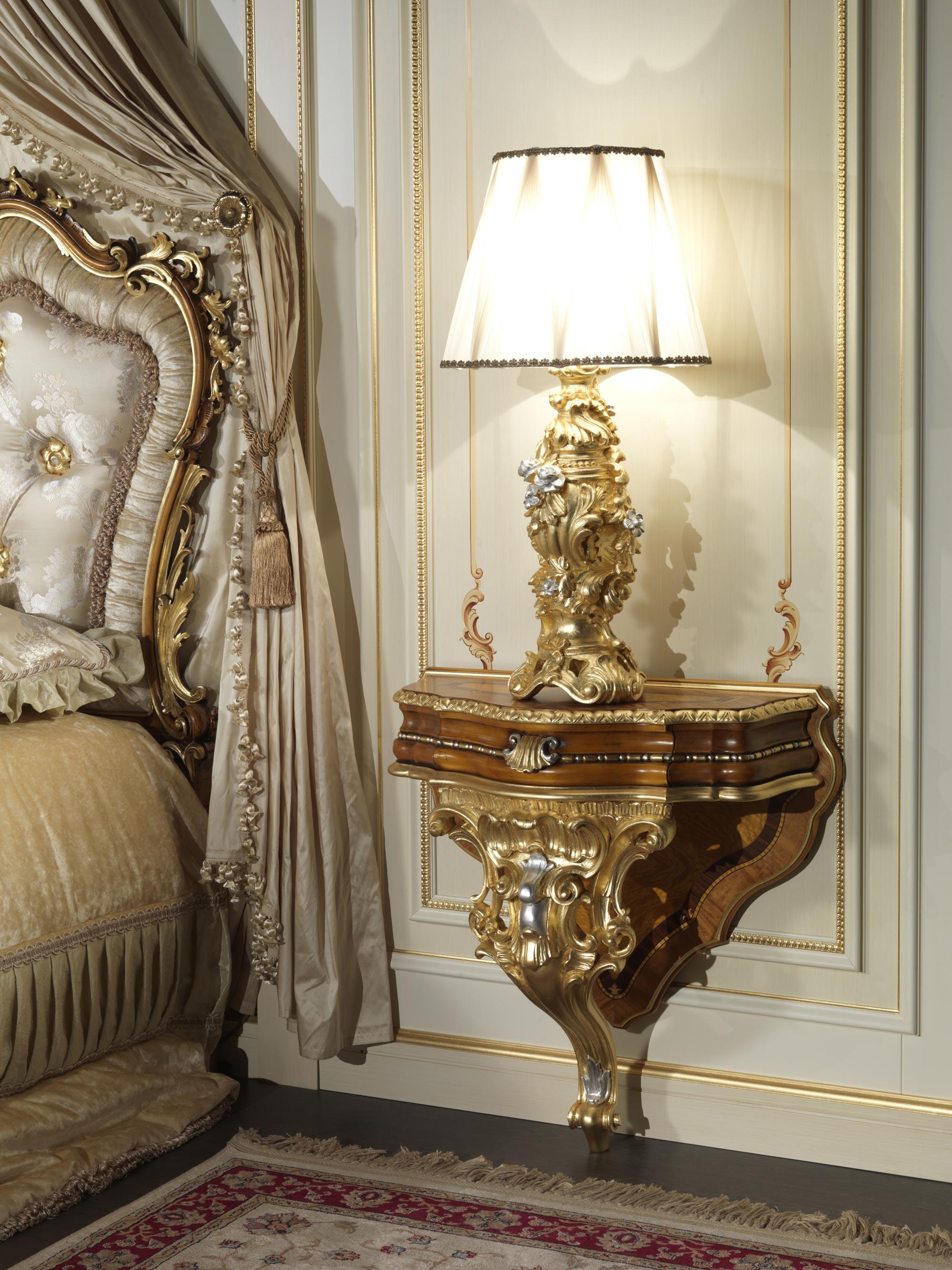 Baroque Classic Night Table Art  2013