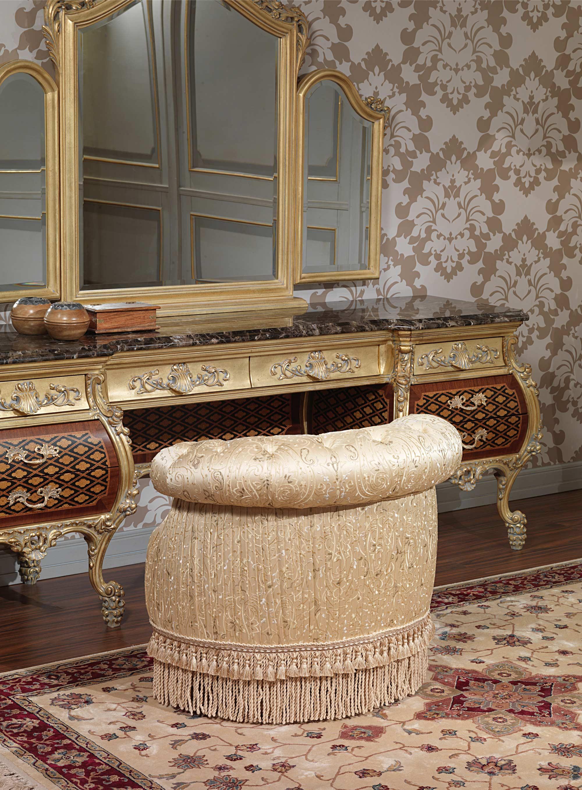 Luxury bedroom small armchair art 2011 vimercati for Luxury small bedrooms