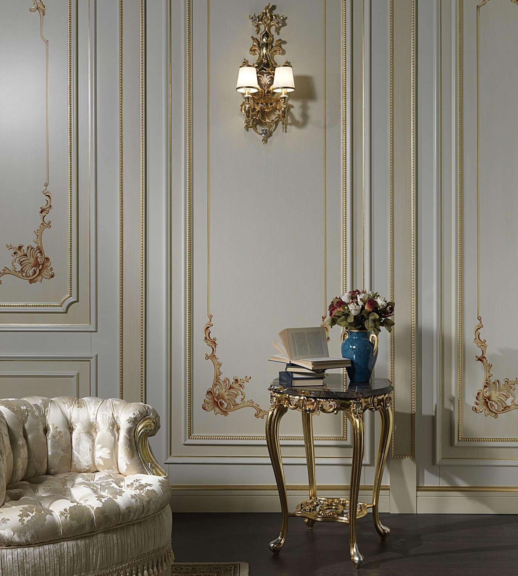 Carved Classic Italian Applique Vimercati Classic Furniture