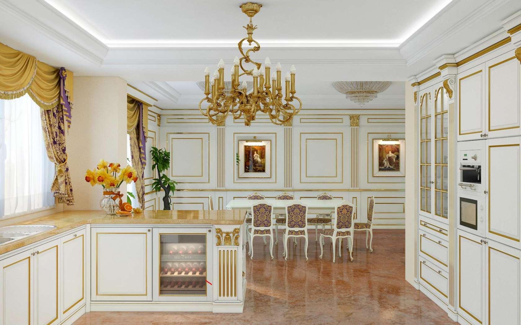 Cucine Di Lusso Classiche : Cucina di lusso made in italy modello legacy vimercati classic