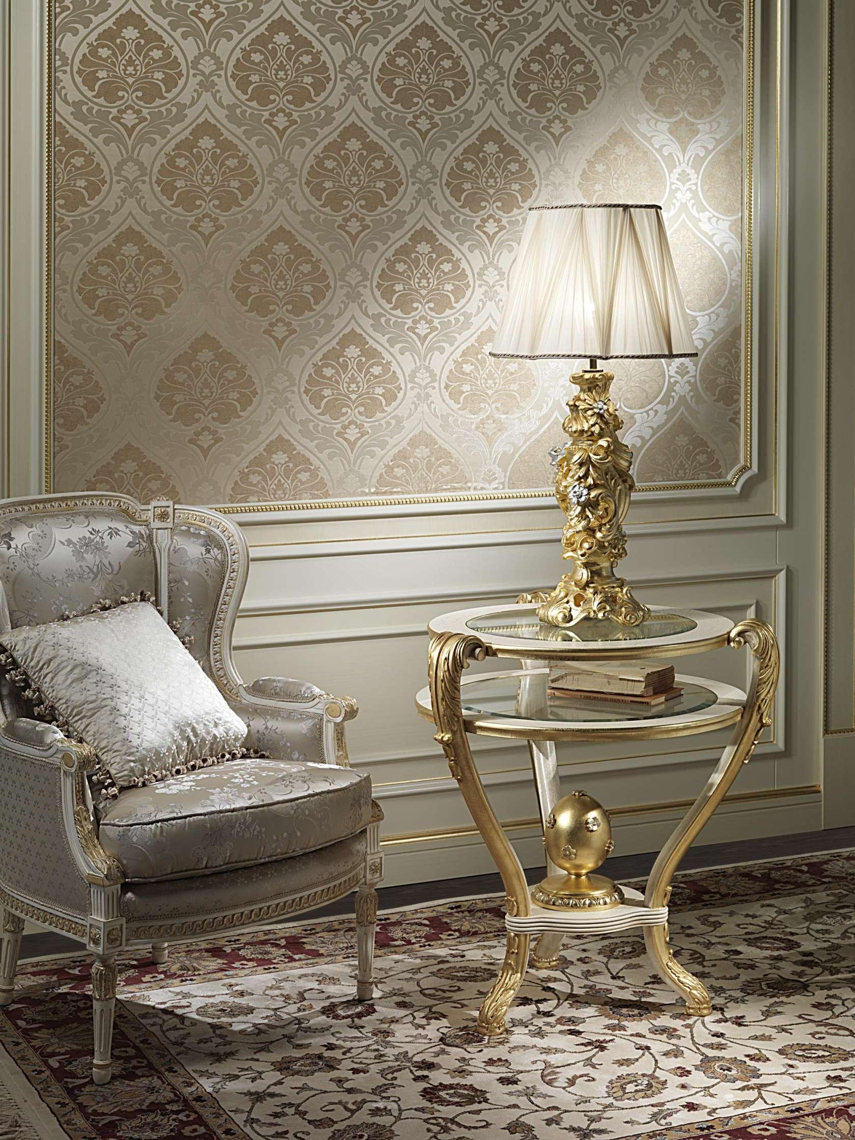 Baroque Luxury Classic Lamp Vimercati Classic Furniture