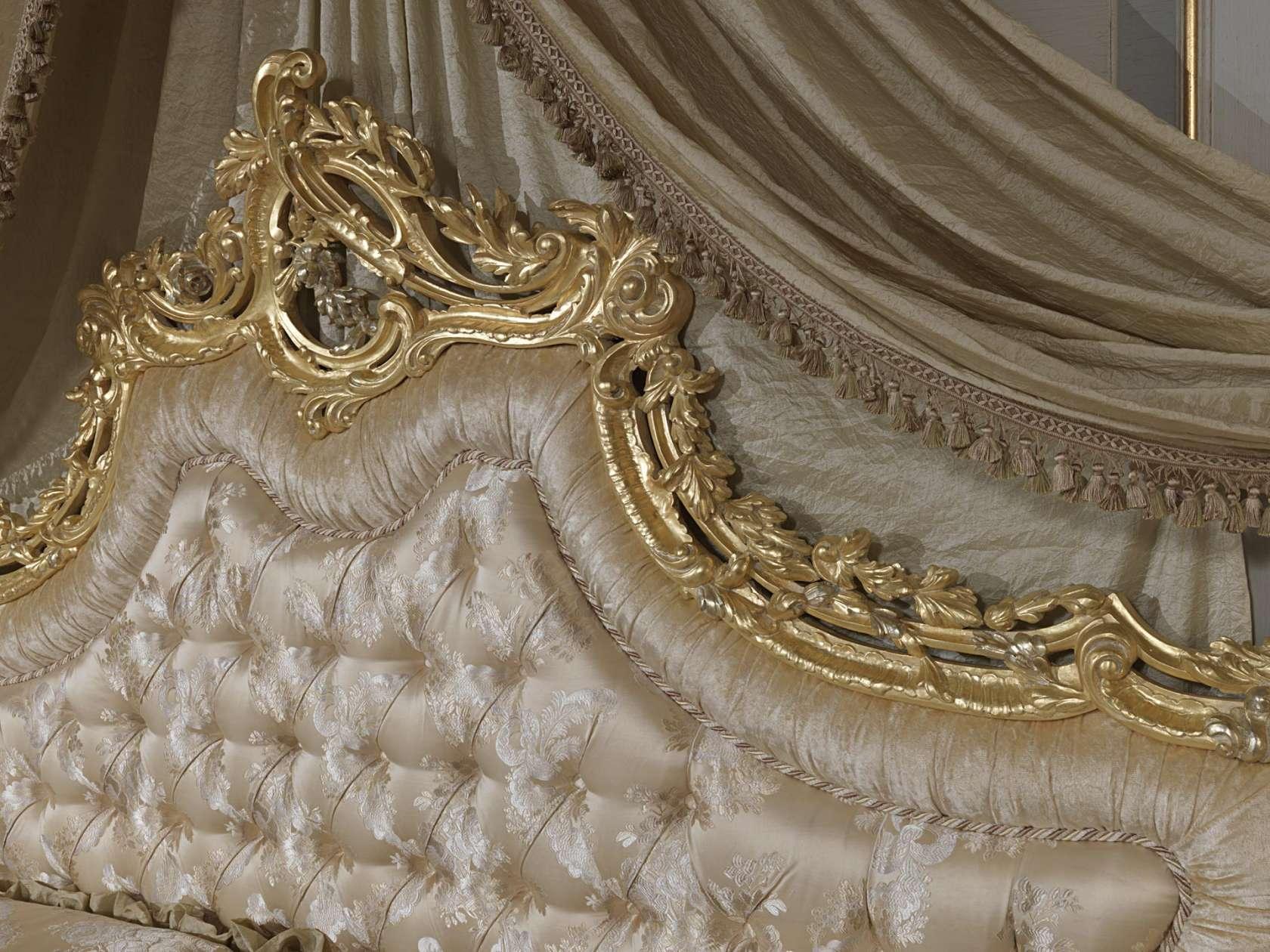 T te de lit baroque 2012 vimercati classic furniture - Chambre a coucher style baroque ...