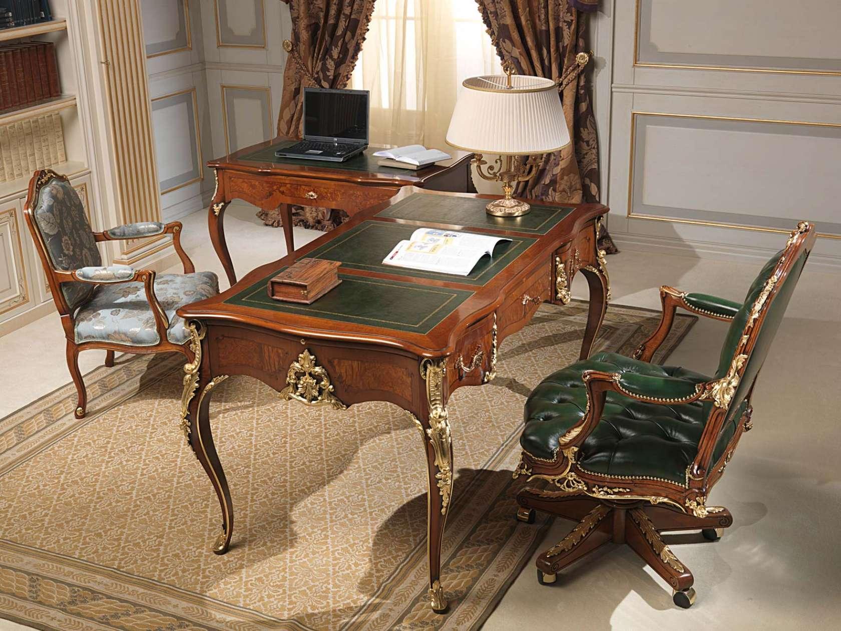 Classic Office Louis Xv Style Vimercati Classic Furniture