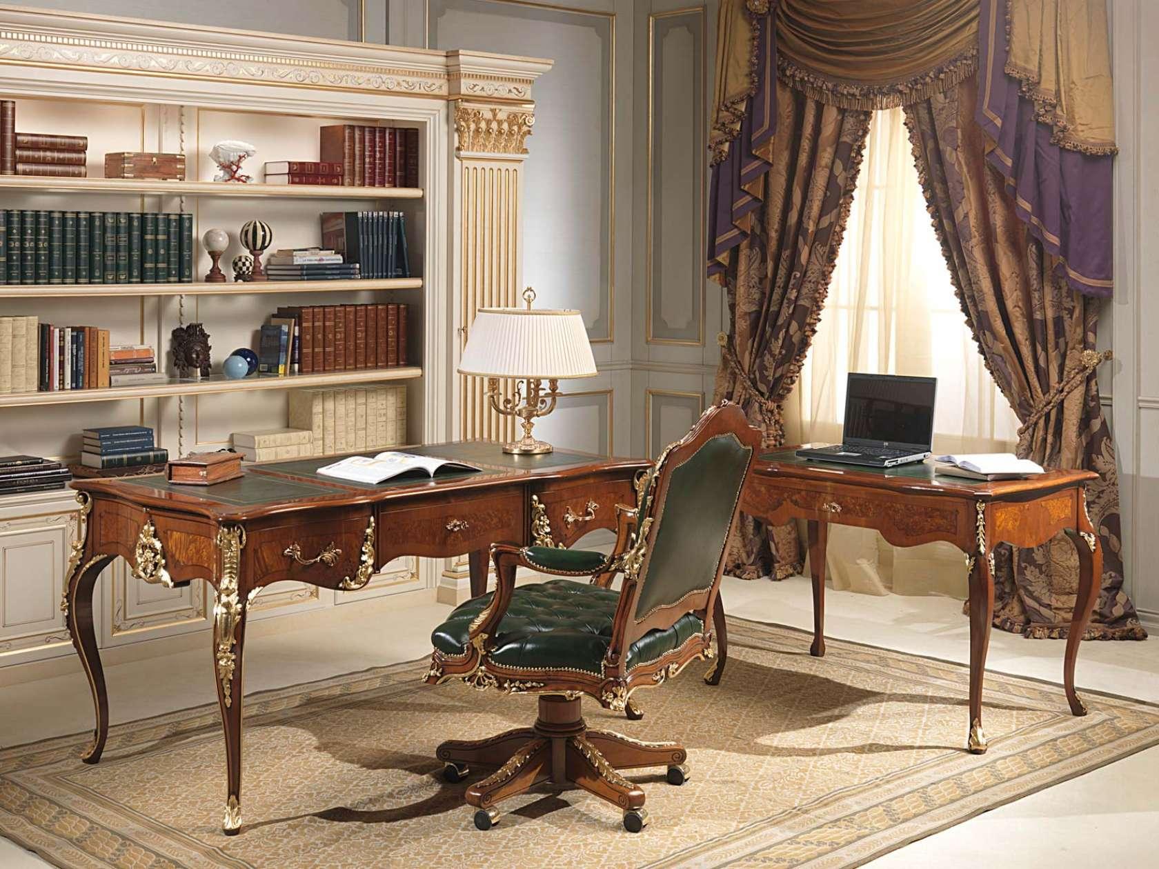 Office Louis Xv Style