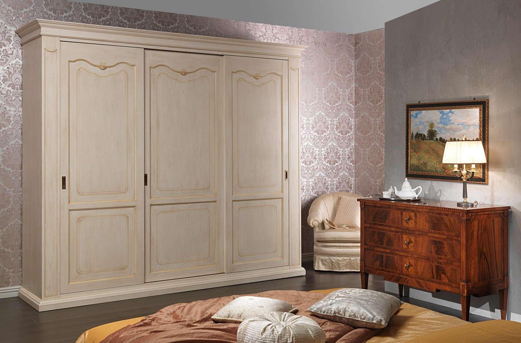 Armadio Classico Camera Da Letto.Classic Wardrobe Provence Vimercati Classic Furniture