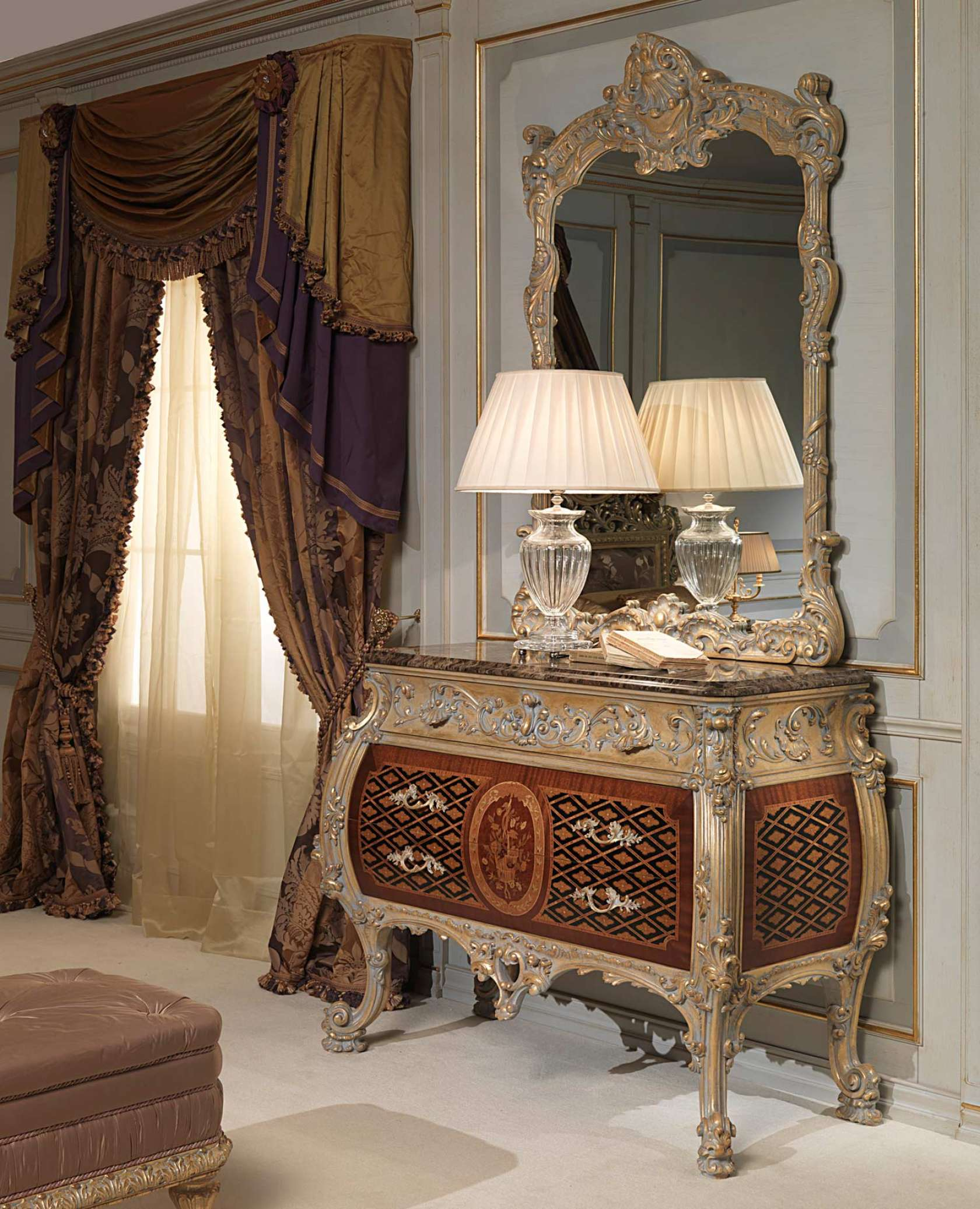 Classic Chest of drawers Louis XV | Vimercati Classic Furniture