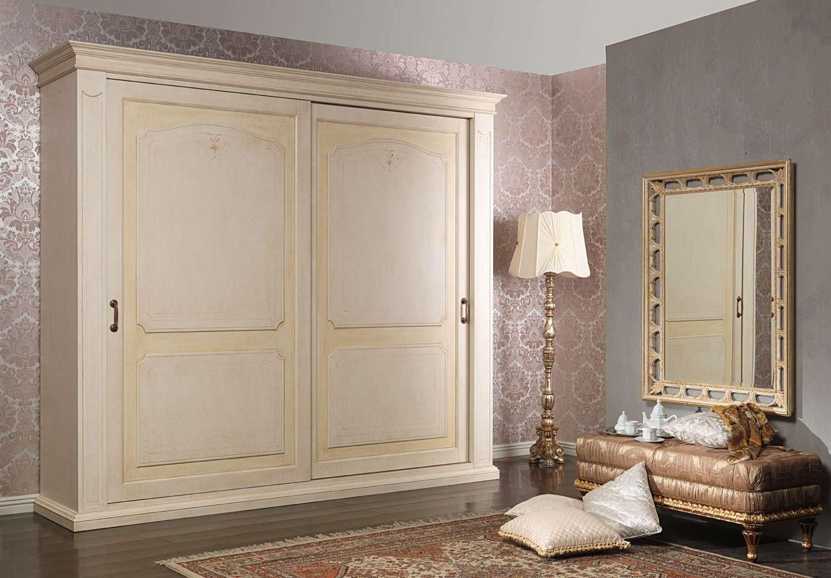 Armadi Classici Mondo Convenienza.Classic Wardrobe Collection Botticelli Vimercati Classic Furniture