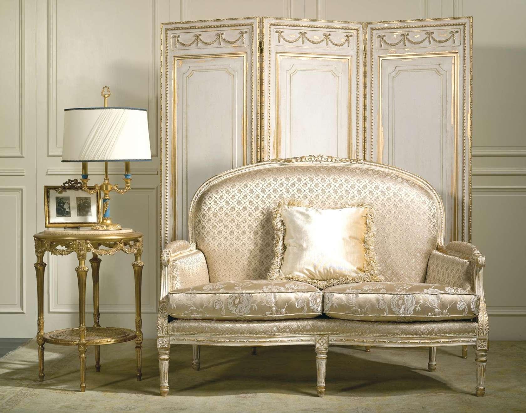 Classic Sofa Rialto Vimercati Classic Furniture