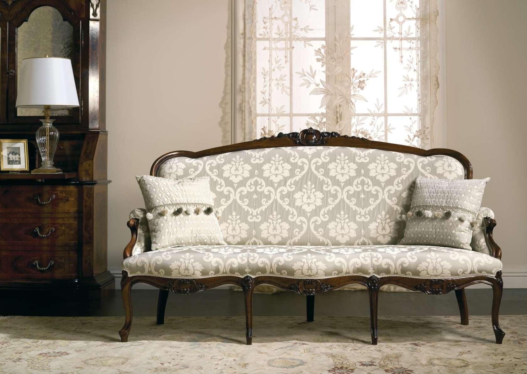 Classic Sofa Carlotta Vimercati Classic Furniture
