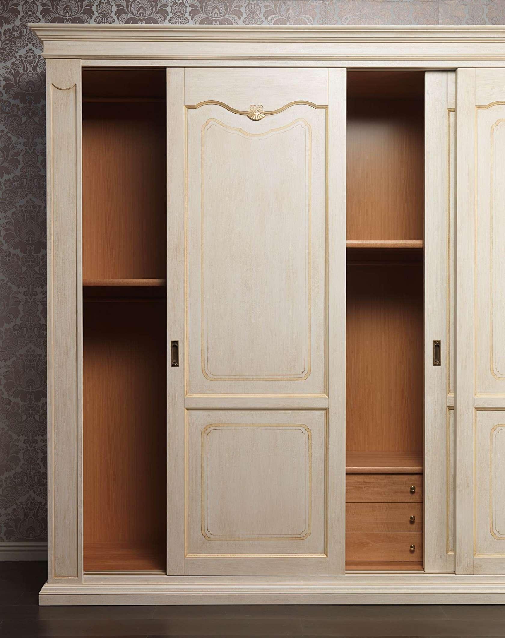 classic wardrobe provenza  doors and internal