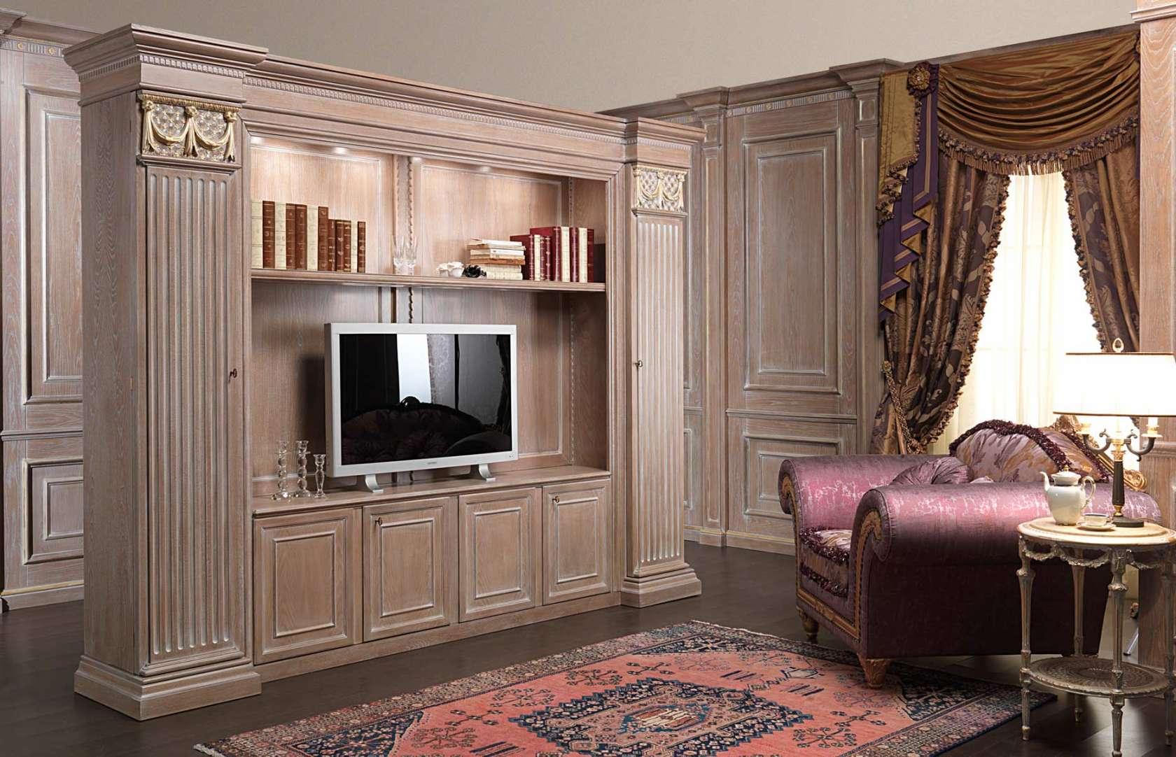 Classic bookcase   Vimercati Classic Furniture