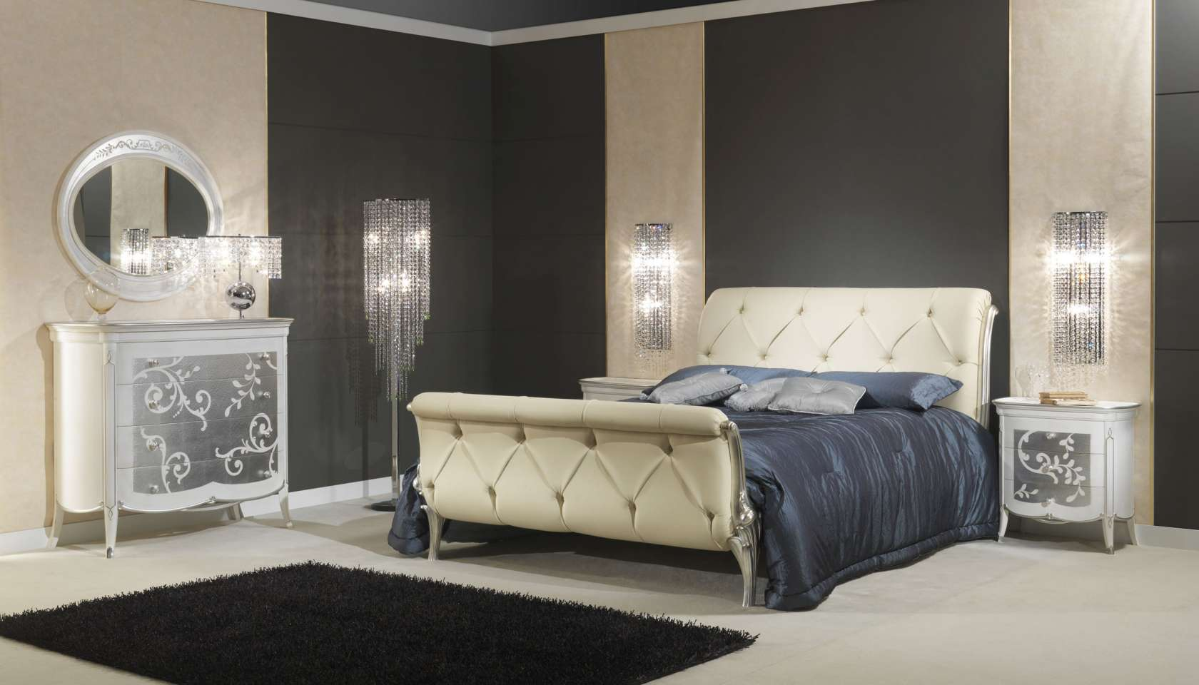 Art Dec 242 Style Bedroom Luxury Classic Furniture