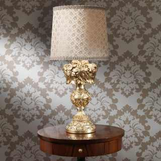 Baroque lamp made in Italy