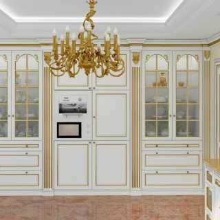 Luxury tailored kitchen Legacy model