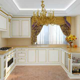 Luxury classic kitchen Legacy
