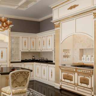 Tailored crafted kitchen Olga